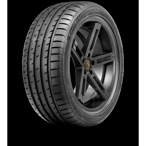 Anvelope  Continental Sport Contact 3 Ssr 225/45R17 91Y Vara