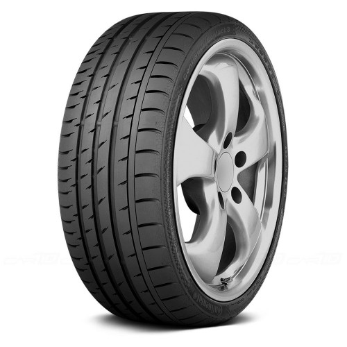 Anvelope Continental Sport Contact 3 Ssr 245/45R19 98W Vara