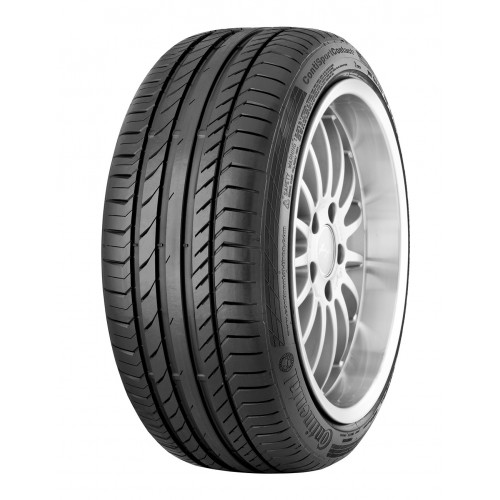 Anvelope Continental Sport Contact 5 Ssr 255/45R17 98W Vara