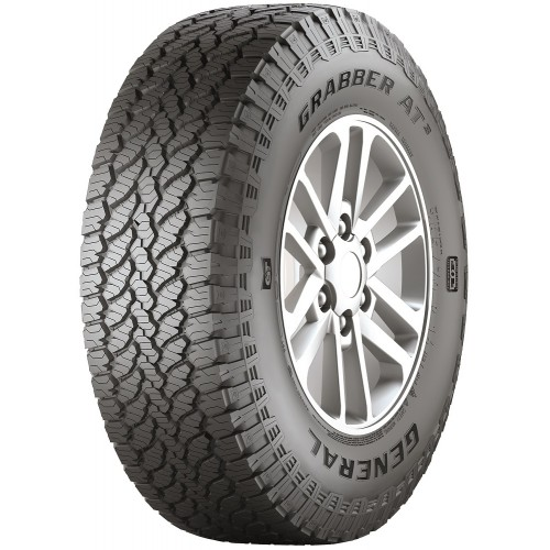 Anvelope  General Grabber At3 255/50R19 107H All Season