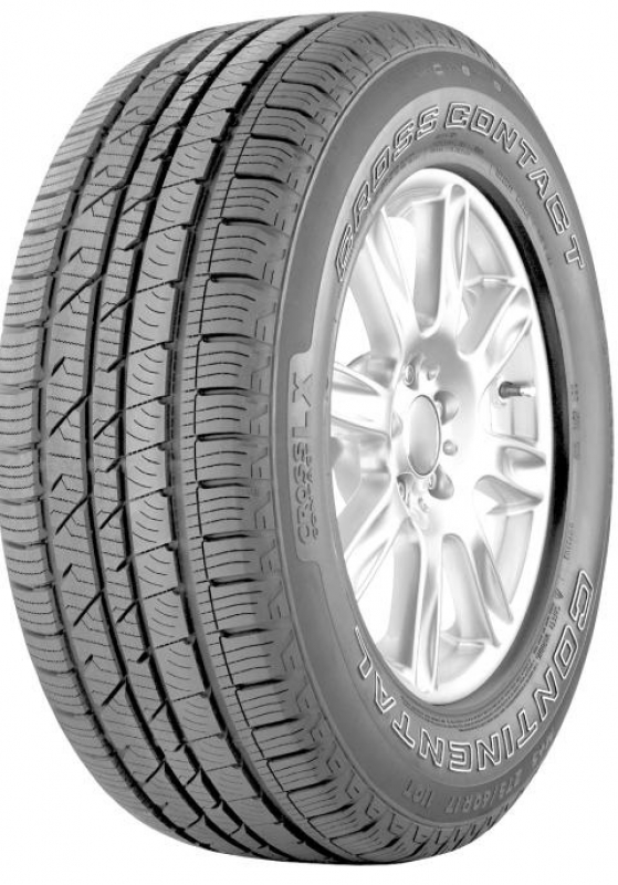Anvelope Continental Cross Contact Lx 265/60R18 110T All Season