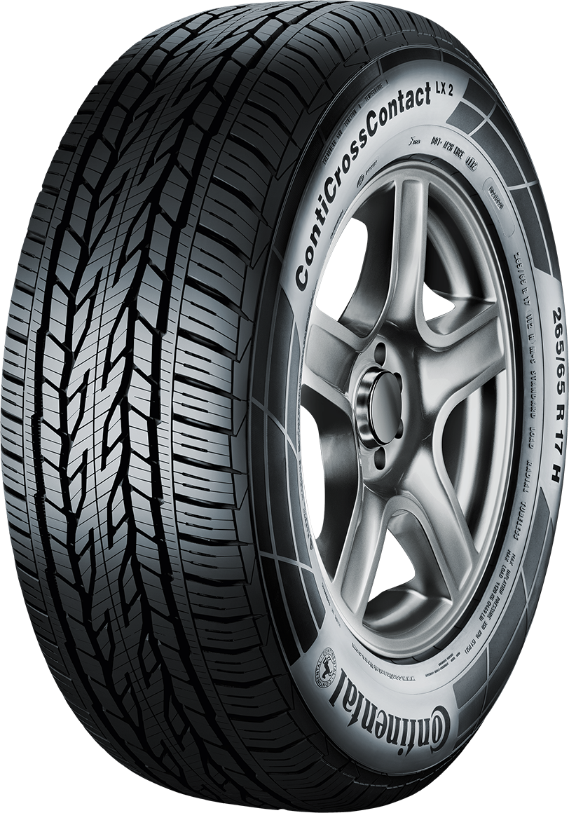 Anvelope Continental Cross Contact Lx 2 215/65R16 98H All Season