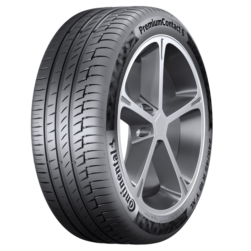Anvelope Continental Premium Contact 6 275/40R20 106Y Vara