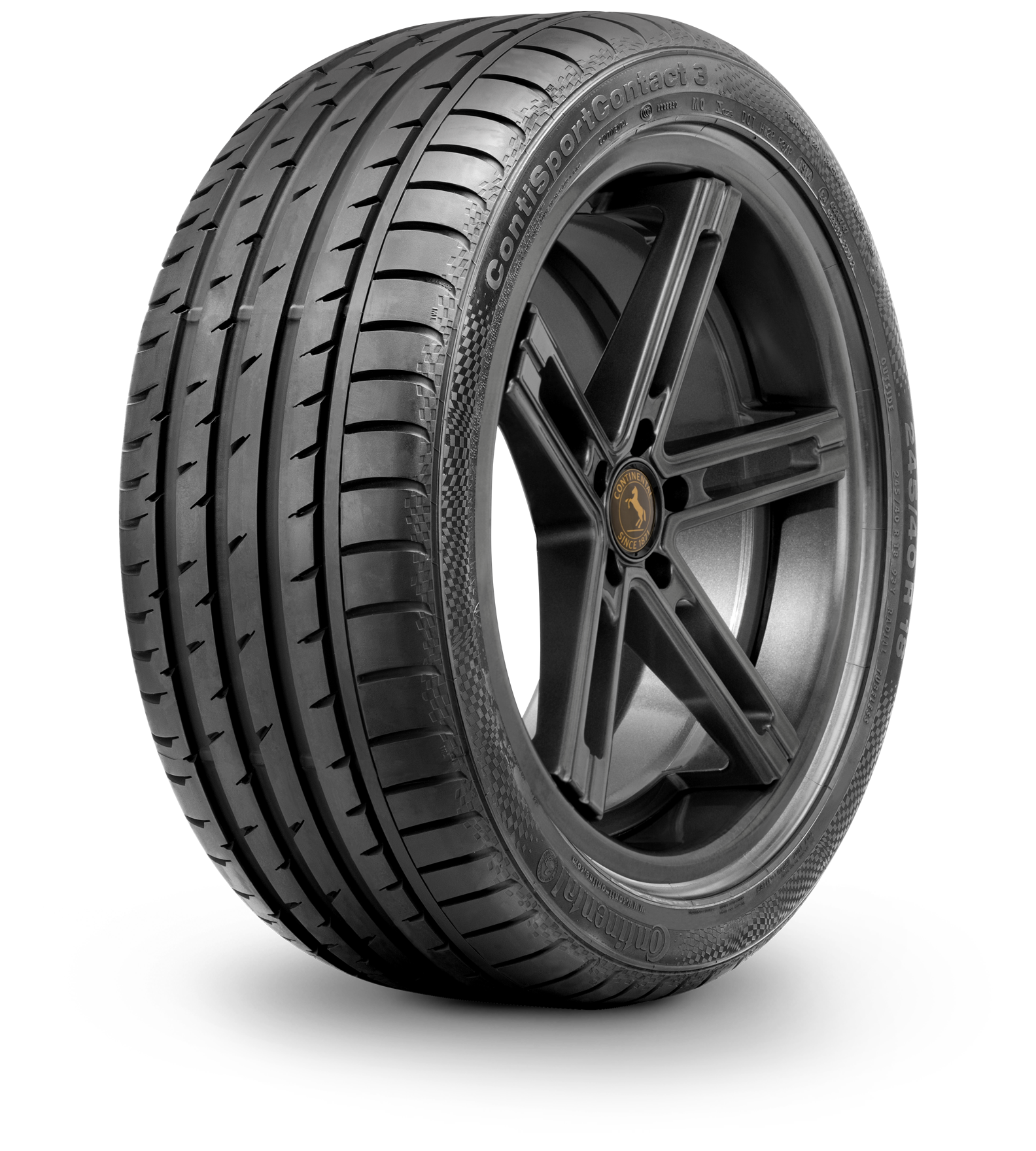 Anvelope Continental Sport Contact 3 255/45R19 100Z Vara imagine