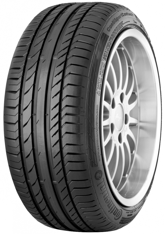 Anvelope Continental Sport Contact 5 255/60R18 112V Vara imagine