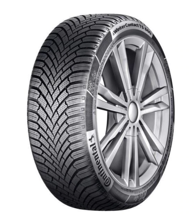 Anvelope Continental WintContact Ts860 185/55R15 82T Iarna imagine