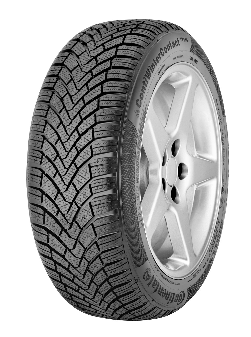Anvelope Continental Winter Contact Ts850 225/55R16 99H Iarna imagine
