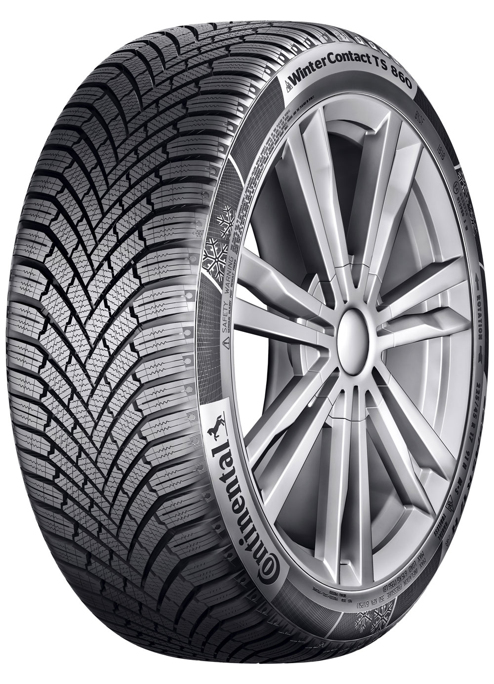 Anvelope Continental WinterContact TS 860 S ROF 255/55R20 110H Iarna