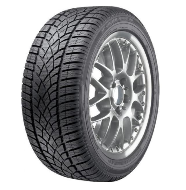 Anvelope Dunlop WINTER SPORT 3DE ROF 255/50R19 107H Iarna