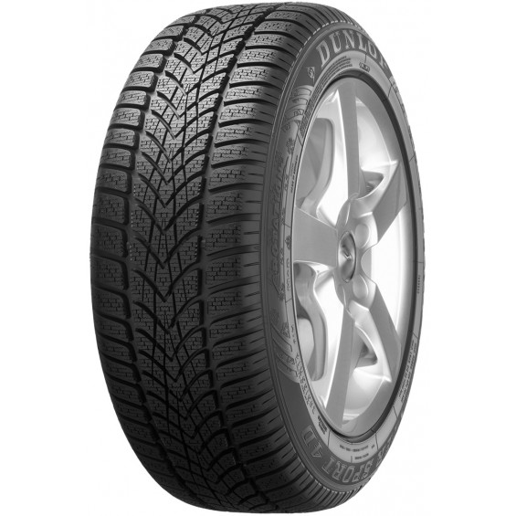 Anvelope Dunlop Winter Sport 4D Run Flat 215/55R18 95H Iarna