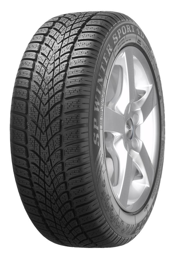 Anvelope Dunlop Winter Sport 4de Rof 245/50R18 104V Iarna