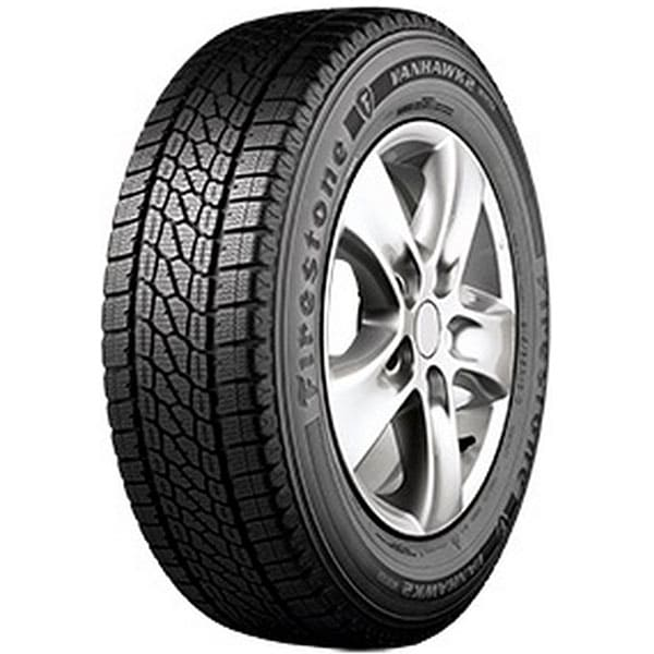 Anvelope Firestone Winterhawk 4 235/40R18 95V Iarna imagine