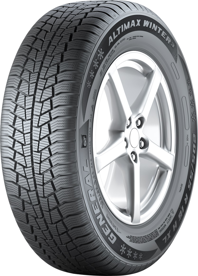 Anvelope General Altimax Winter 3 165/70R14 81T Iarna imagine