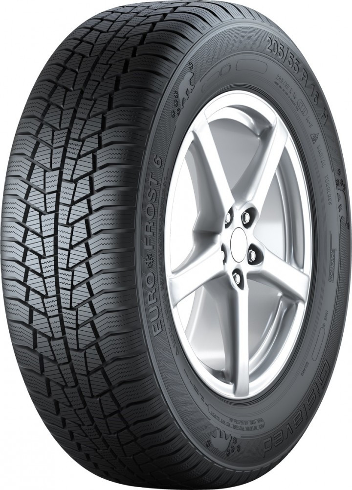 Anvelope Gislaved Euro Frost 6 205/60R16 96H Iarna imagine