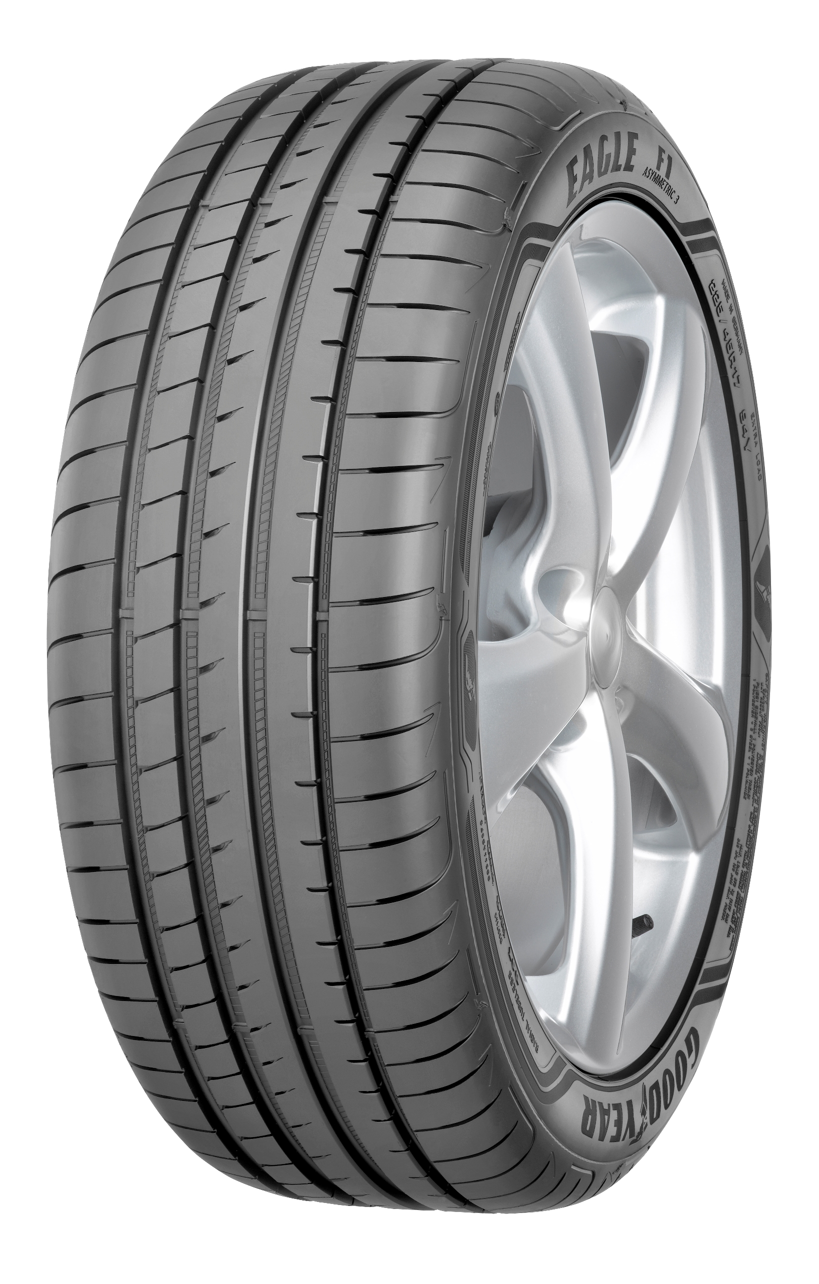Anvelope Goodyear Eagle F1 Asymmetri 5 225/55R17 97Y Vara imagine