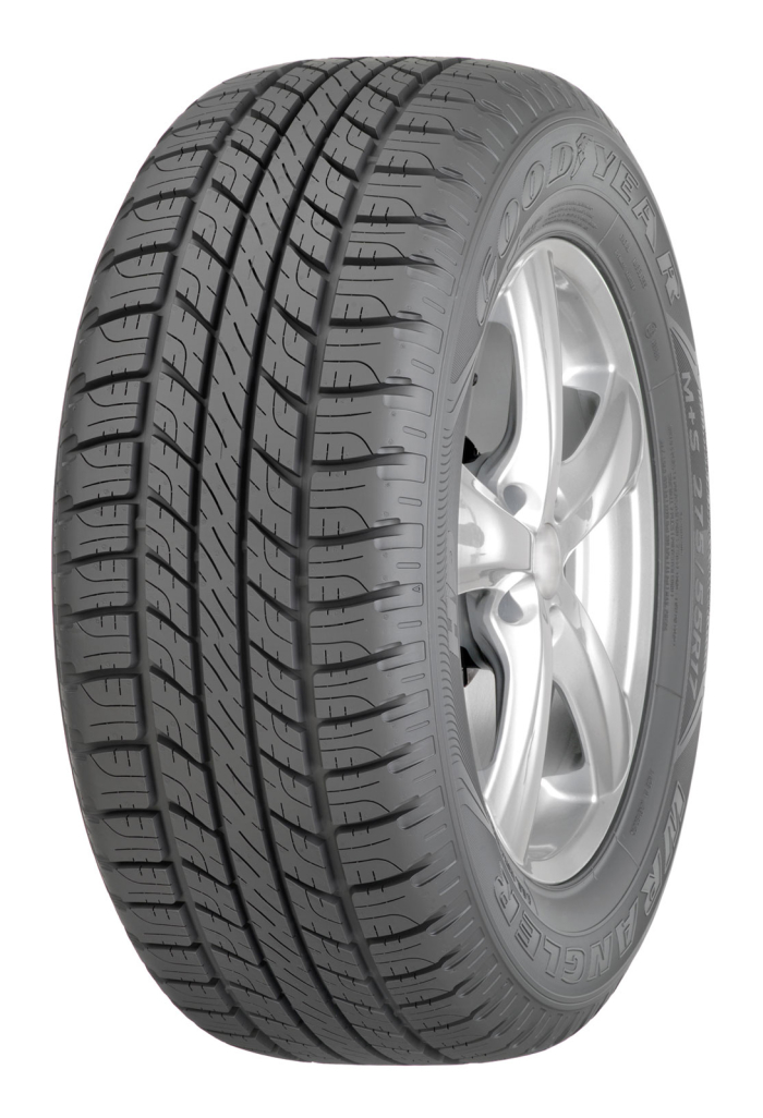 Anvelope GoodYear Wrangler Hp All Weather 245/70R16 107H All Season