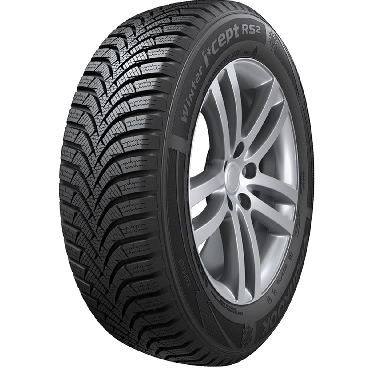 Anvelope Hankook Winter Icept Rs2 W452 185/55R15 82T Iarna imagine