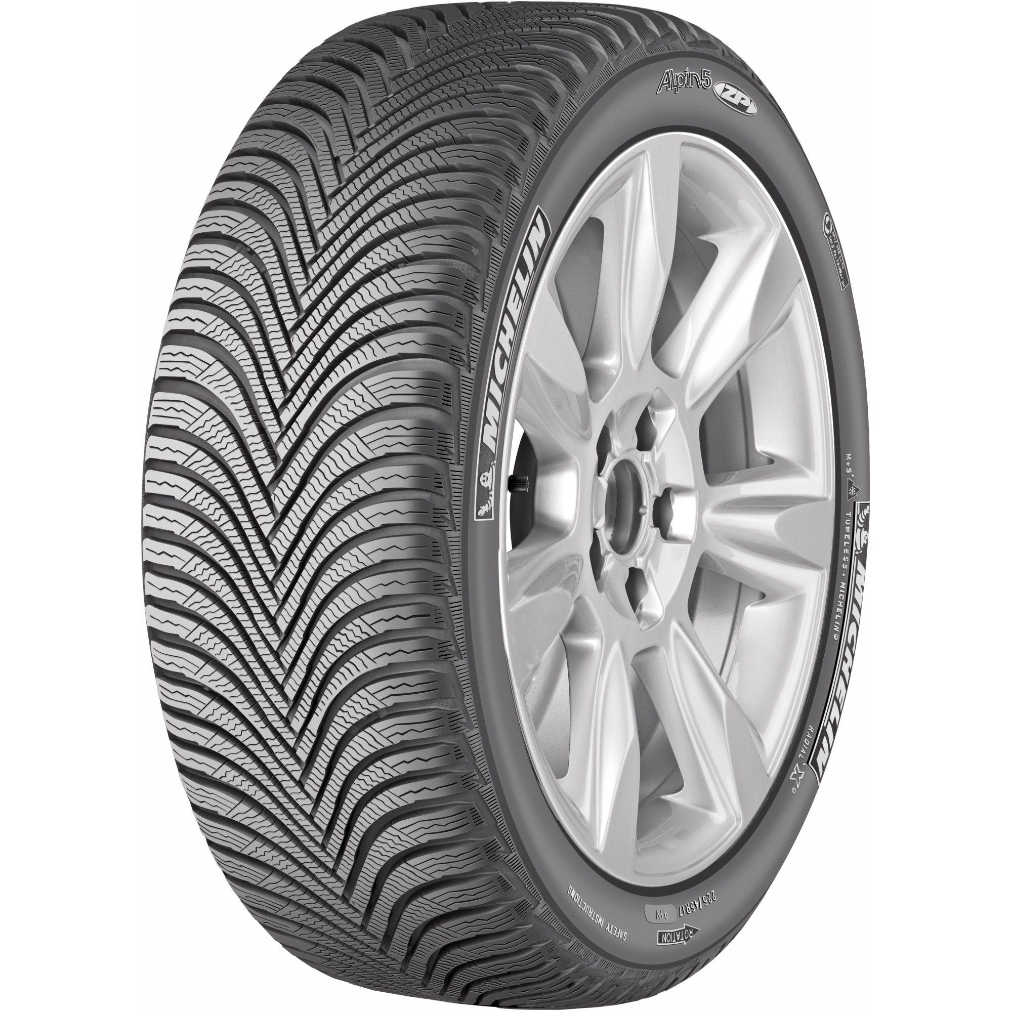 Anvelope Michelin Alpin 5 205/55R16 91H Iarna imagine