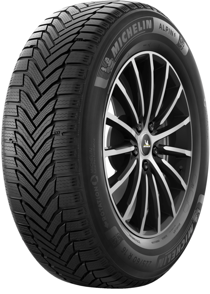 Anvelope Michelin Alpin 6 215/55R17 98V Iarna imagine