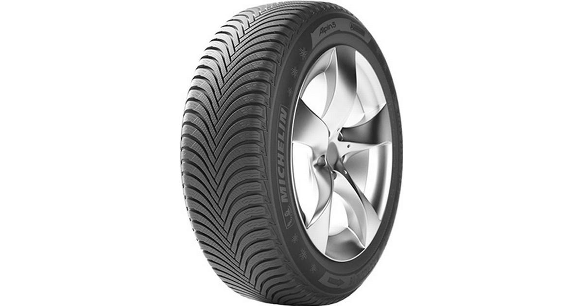 Anvelope Michelin Pilot Alpin 5 Suv 235/55R18 104H Iarna imagine