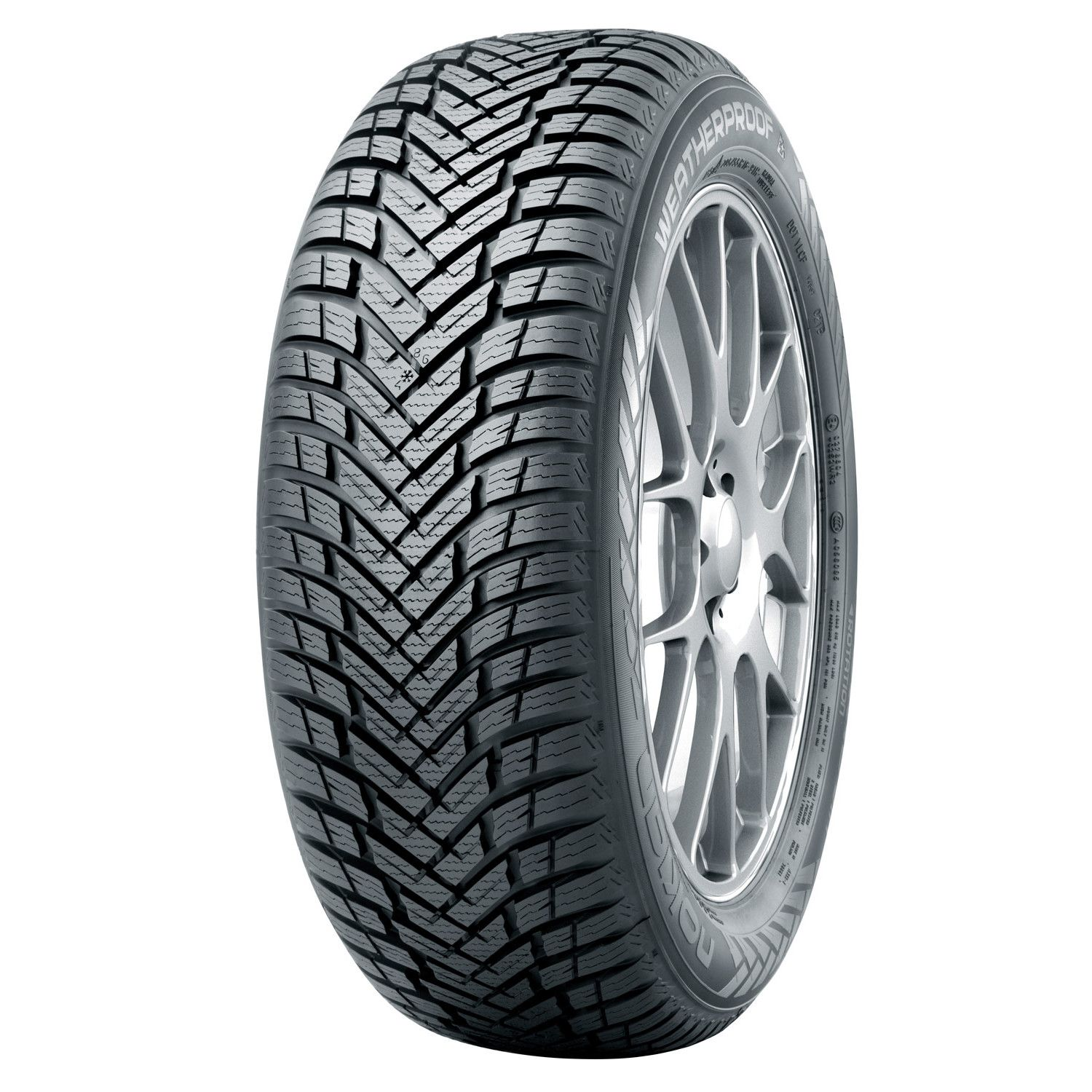 Anvelope Nokian Weather Proof 175/65R15 84T All Season