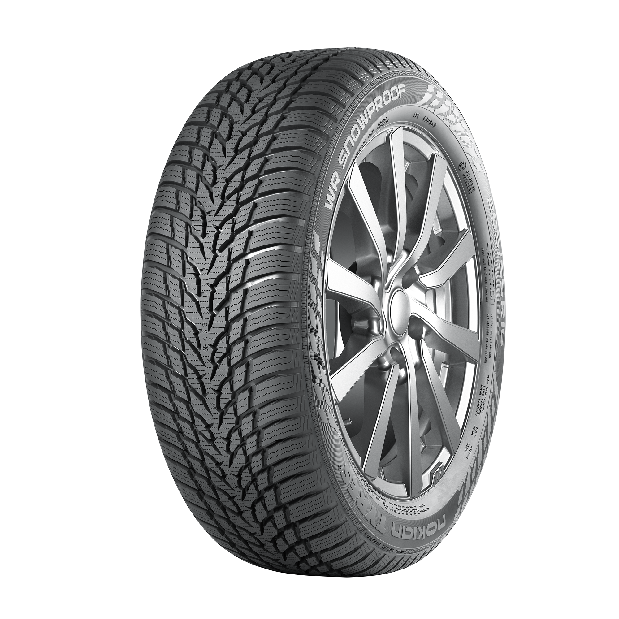 Anvelope Nokian Wr Snowproof 215/60R17 96H Iarna