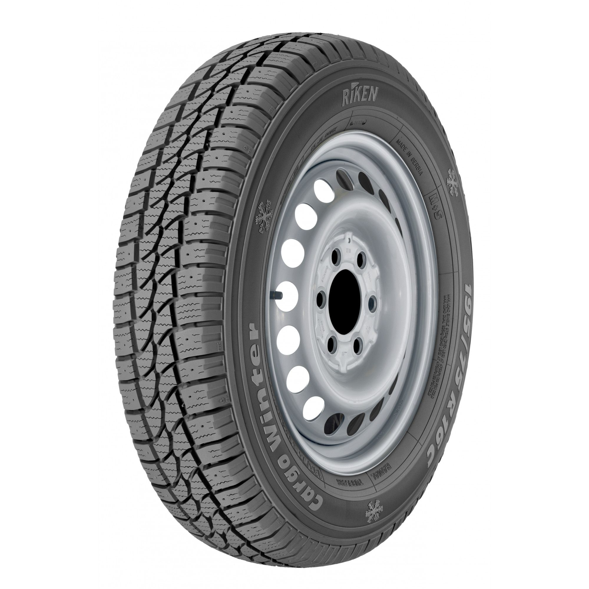 Anvelope Riken Cargo Winter 175/65R14c 90R Iarna imagine
