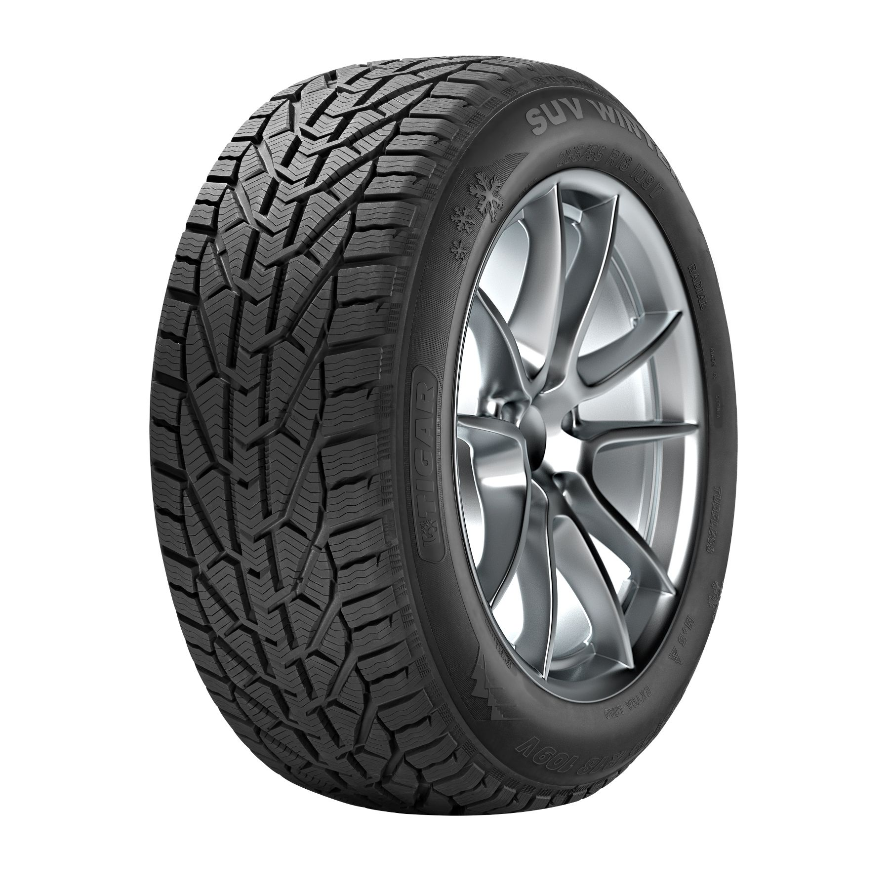 Anvelope Tigar Winter Suv 235/65R17 108H Iarna imagine